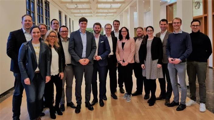 Junge Gruppe CDU Berlin